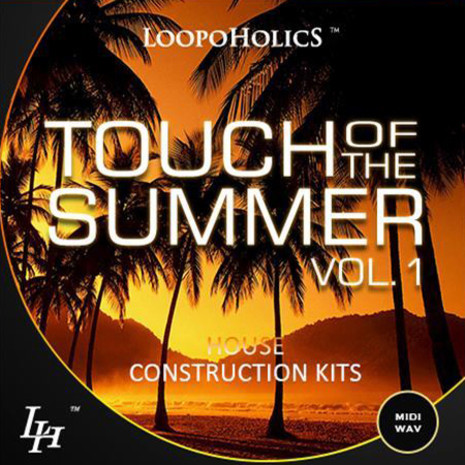 Touch Of The Summer Vol 1: House Kits