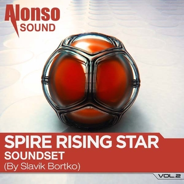 Alonso Sound: Spire Rising Star Soundset Vol 2