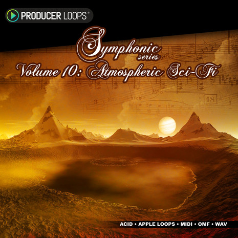 Symphonic Series Vol 10: Atmospheric Sci-Fi