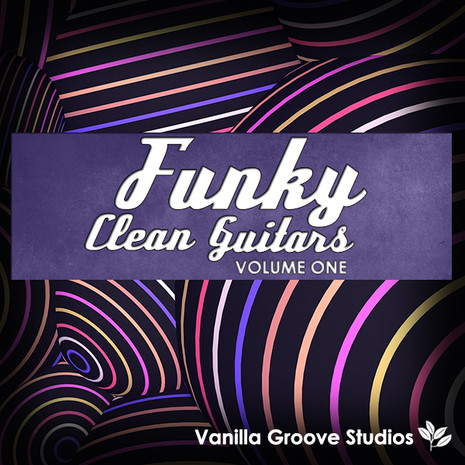Funky Clean Guitars Vol 1