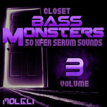 Closet Bass Monsters Vol 3