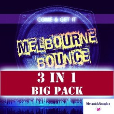 Come & Get It: Melbourne Bounce Big Pack