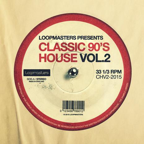 Classic 90s House Vol 2