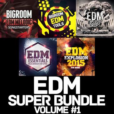 EDM Super Bundle Vol 1