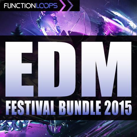 EDM Festival Bundle 2015