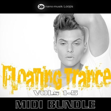 Floating Trance MIDI Bundle Vols 1- 5