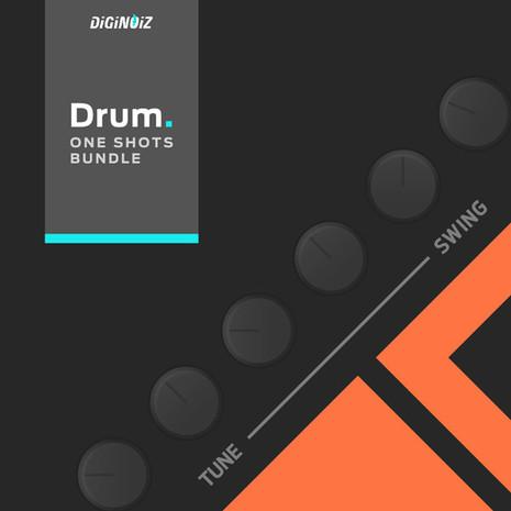 Diginoiz Drum One-Shots Bundle