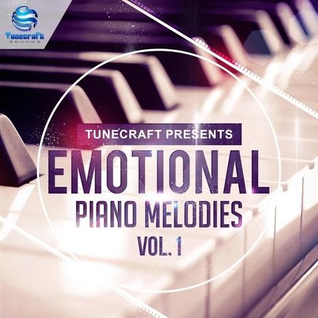 Tunecraft Emotional Piano Melodies Vol 1