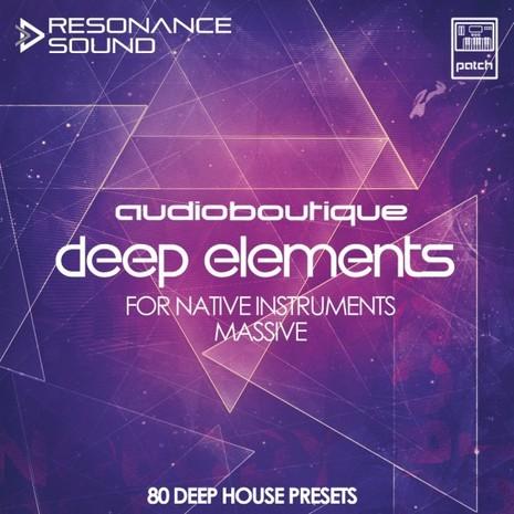 Audio Boutique: Deep Elements for Massive