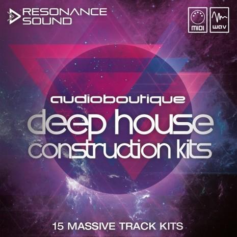 Audio Boutique: Deep House Construction Kits