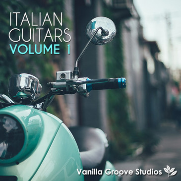 Italian Guitars Vol 1