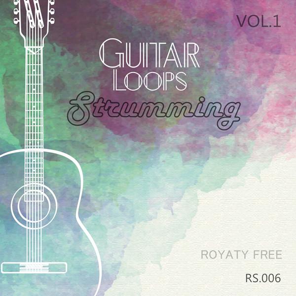 Guitar Loops: Strumming Vol 1