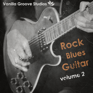 Rock Blues Guitar Vol 2