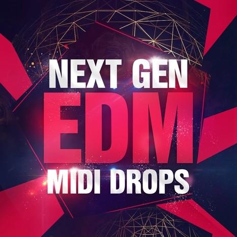 Next Gen EDM MIDI Drops