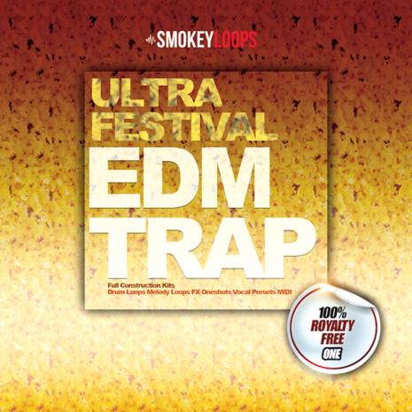 Ultra Festival EDM Trap