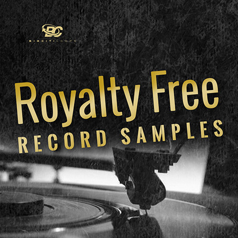 Royalty-Free Record Samples