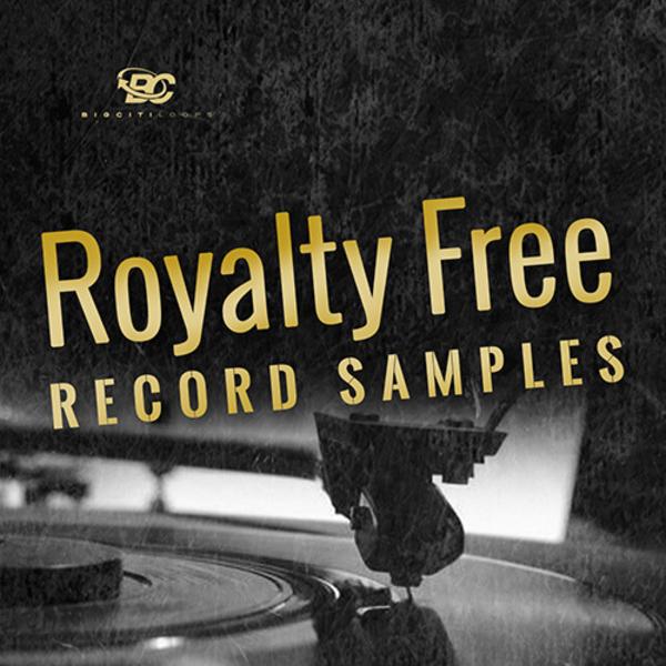 Royalty-Free Record Samples