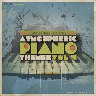 Atmospheric Piano Themes 4