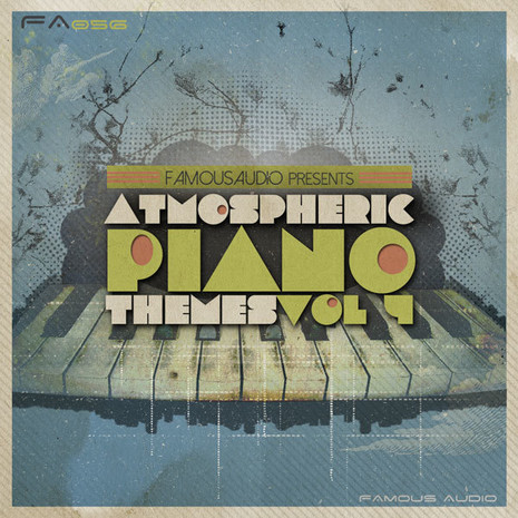 Atmospheric Piano Themes 4