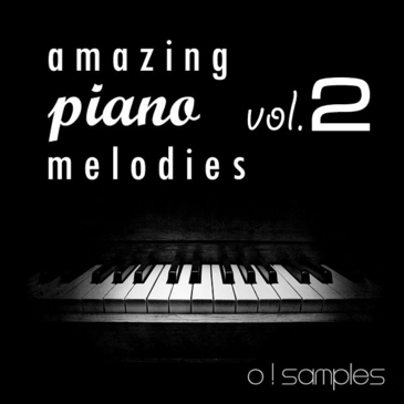 Amazing Piano Melodies Vol 2