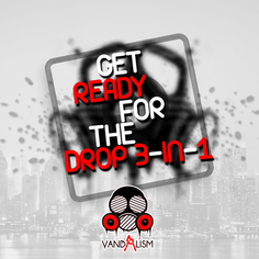 Get Ready For The Drop 3-in-1
