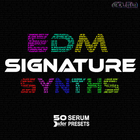 EDM Signature Synths