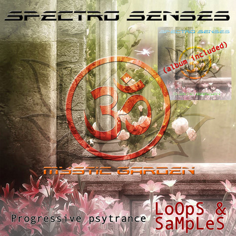 Spectro Senses: Progressive Psytrance Samples Vol 2