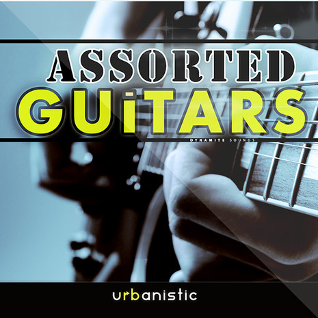 Dynamite Sounds: Assorted Guitars