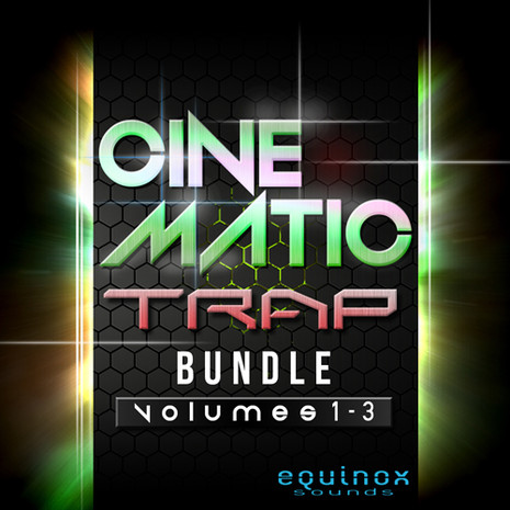 Cinematic Trap Bundle (Vols 1-3)