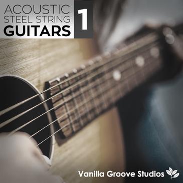 Acoustic Steel String Guitars Vol 1