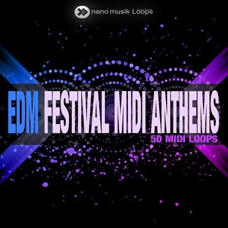EDM Festival MIDI Anthems