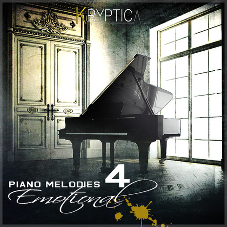 Kryptic Piano Melodies: Emotional 4