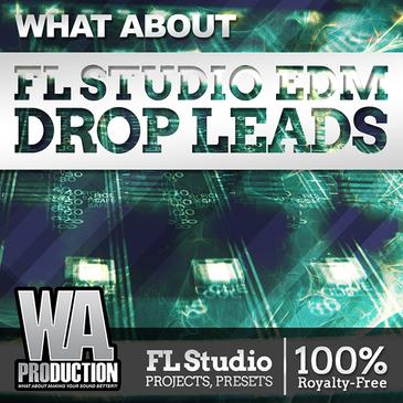 What About: FL Studio EDM Drop Leads
