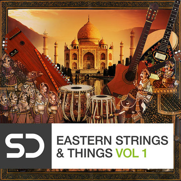 Eastern Strings & Things Vol 1