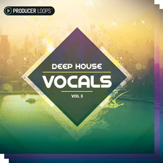 Deep House Vocals Bundle (Vols 1-3)