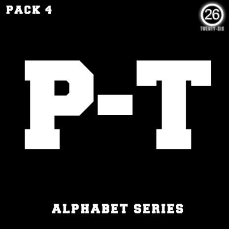Alphabet Series: P-T Bundle