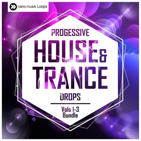 Progressive House & Trance Drops (Vols 1-3)