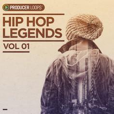 Hip Hop Legends Vol 1
