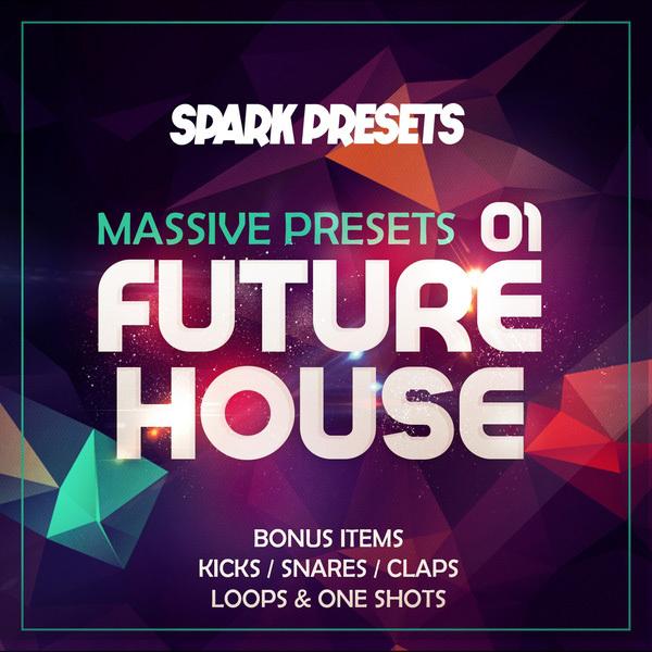 Massive Presets 01: Future House