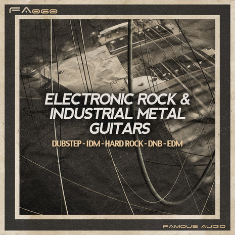 Electronic Rock & Industrial Metal Guitars