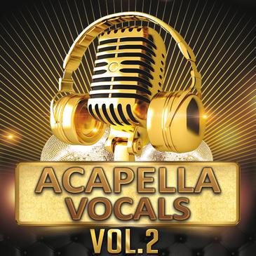 Planet Samples: Acapella Vocals Vol 2