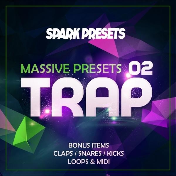 Massive Presets 02: Trap