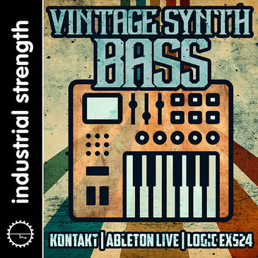 Vintage Synth Bass