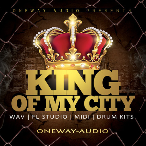 King of My City Vol 1