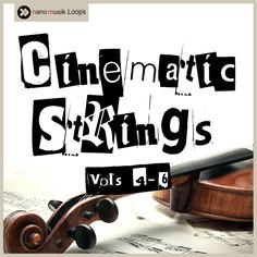 Cinematic Strings Bundle (Vols 4-6)