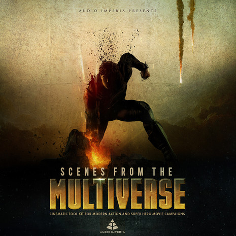 Scenes From The Multiverse Vol 1