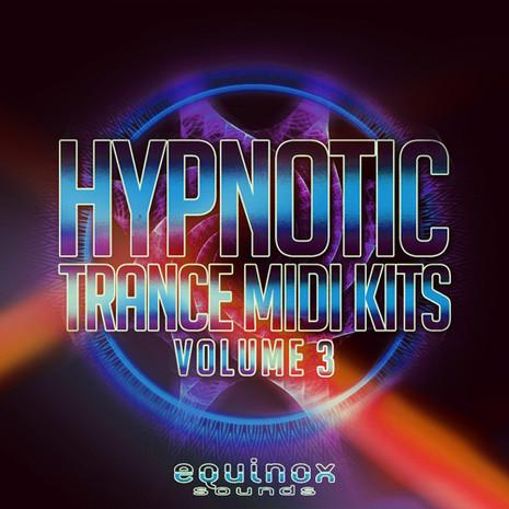 Hypnotic Trance MIDI Kits Vol 3