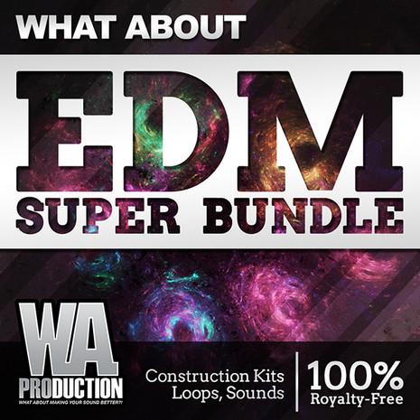 What About: EDM Super Bundle