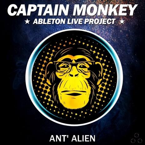 Ant-Alien: Captain Monkey