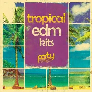 Tropical EDM Kits 1
